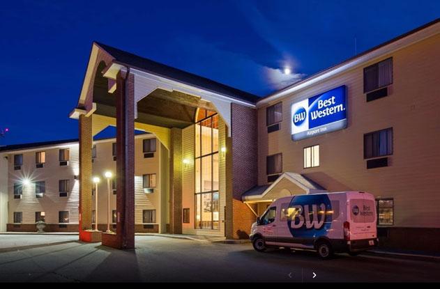 Best Western Airport Inn Warwick RI