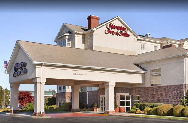 Hampton Inn & Suites Warwick RI