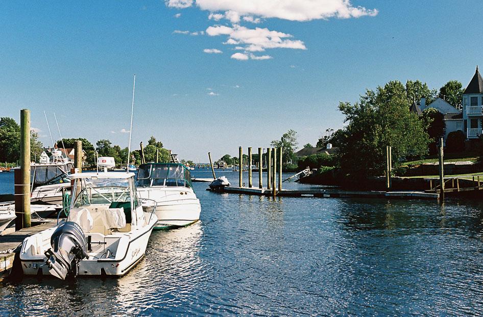 pawtuxet village marina warwick ri